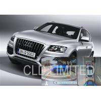 HD  360 Degree Car Reverse Camera Kit , AVM Parking Guidance System Audi Q5, Bird View Parking System