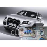 HD CMOS 360 Degree Car Reverse Camera Kit , AVM Parking Guidance System Audi Q5, Bird View Parking System