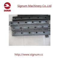 Fish Plate/Joint Bar For Uic60, Railway Fastener Made In China