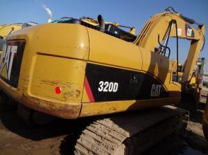 China 320C Used Excavator 20 ton ,Construction Caterpillar Excavator on sale