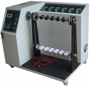 China Automatic Count Cable Testing Machine Bending Endurance Test Adjustable on sale