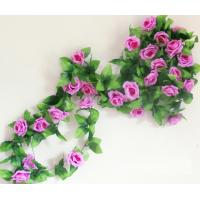 China Artificial Flower Vine Rattan for Wedding Arch Decoration on sale
