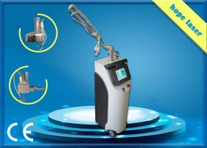 China 30 W Co2 Fractional Laser Machine Convenient Skin Whitening Machine on sale