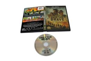 New Released Only the Brave DVD Movie Disaster Movies Film