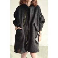 China Womens Winter Woolen Coat Fleece Liner on sale