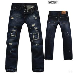 China Dolce&gabbana Mens Denim Jean D G Jeans on sale