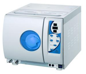China Automatic System Dental Autoclave Sterilizer 3 Time Pre-vacuum With Output Printer on sale