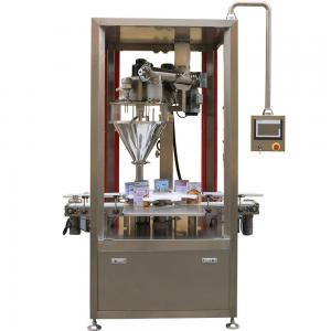 China Protein/coffee/whey/milk powder filling machine for can tins sus304 stainless steel on sale