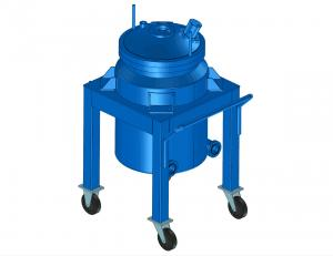 China best selling apg casting machine for ohigh voltage insulator(Mixing machine) on sale