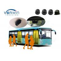 China 3G / 4G Live Video People Counter system with API / SDK provided , GPS WIFI auto download on sale