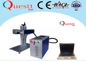 China Mini Laser Marking Machine For Tool Accessories , High Precision Metal Laser Marker on sale