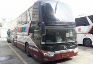China 12 Meter King Long Used City Bus Beautiful Appearance 6000 Mm Wheelbase on sale