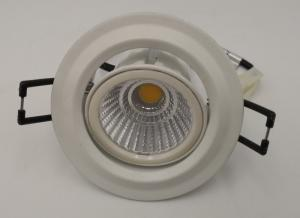 China 4000k 72mm  Led Recessed Gimbal Downlight 11w Triac Dimmable 880 900 950lm on sale