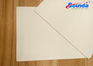 China Printable Lightweight Foam Board , Non Corrosion Foam Craft Board 0.19% Water Absorption on sale