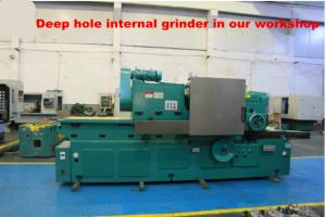 China 13kw Power CNC Grinding Lathe Machine High Speed With Worktable 1050mm on sale