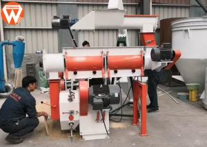 China Rabbit Sheep Horse Cow Cattle Feed Pellet Making Machine In Stock on sale