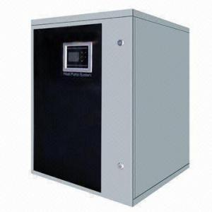 China Geothermal Heat Pump for Slab or Concrete Heating on sale