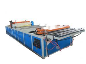 China Rolo plástico da dupla camada da folha do telhado que forma a máquina, linha de produção da telha de telhado on sale