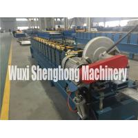 Electric Sheet Metal Roll Forming Machines / Roll Former Machine