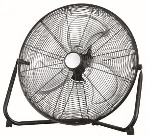 China UL/ETL High Velocity Floor Fan,12 -20 size,Metal,Powder coated or plating on sale