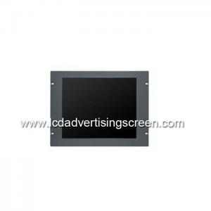China 13.3'' Open Frame LCD Screen ,  Industrial Touch LCD Monitor Brightness 450Nit on sale