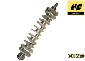 China NH220 4099004 Cummins Truck Parts , Truck Crankshaft Standard Size HRC46-58 Hardness on sale