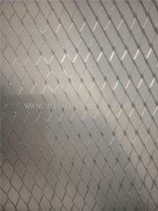 China 8 Feet Length Expanded Metal Rib Lath , Expanded Metal Sheet ISO Listed on sale
