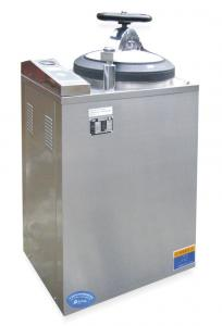 China Sterilization Autoclave , Pulse Vaccum Automatic Vertical Pressure Steam Steriliser on sale