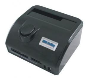 "Quality USB2.0&e-SATA to 2.5 3.5""SATA multi-function HDD docking station 866U2 for sale"