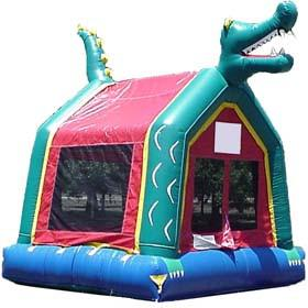 China Party 0.55mm PVC Tarpaulin Inflatable bouncer, Inflatable Jumpers Bouncers YHB-035 on sale