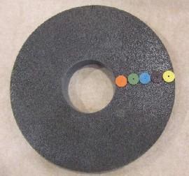 China 10X2 5P 240# non woven abrasive wheel on sale