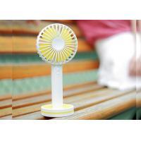 Freshing Mini Portable USB Fan Eco Friendly ABS Plastic Ultra Quiet No Noise