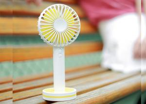 China Freshing Mini Portable USB Fan Eco Friendly ABS Plastic Ultra Quiet No Noise on sale