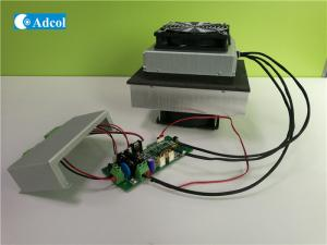 Compact 100W 48VDC Thermoelectric Air Conditioner With Controller