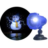Christmas LED Light Projector Outdoor Projection Xmas Animation Projector Waterproof IP44