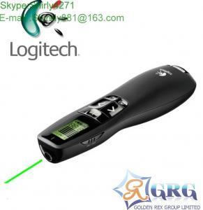 China Logitech R800 Professional Wireless Presenter Laser Pointer on sale