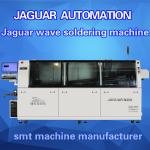 DIP Lead-free High Capacity Wave Soldering Machine For PCBA Assembly