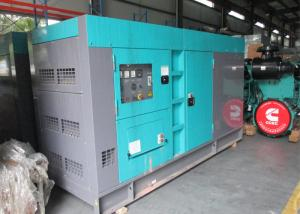China 60A - 800A Iveco Diesel Generator With Stamford / Mecc Alternator Real Estate Use on sale