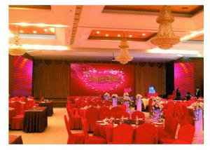 China P1.8 Indoor HD Indoor Full Color led screen rental Stage Backgrund 2 Years Warranty on sale