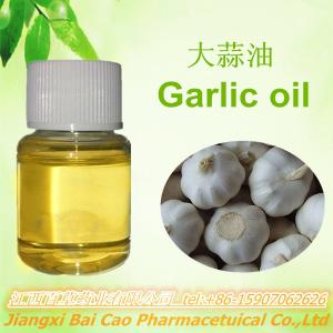 China 100%Pure Natural  extract essential of  Garlic oil on sale