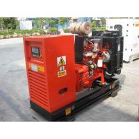 Automatic 7kw - 100kw LPG Gas Generator , LPG NG Gas Generator Set