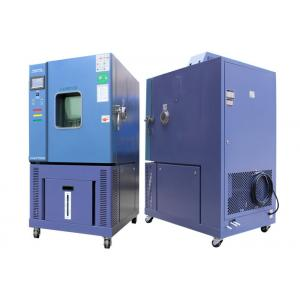 China Solar Panel Climatic Test Chamber , LCD Display Screen Salt Spray Test Chamber on sale