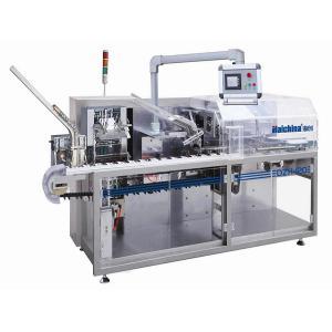 China Multifunctional Semi Automatic Cartoning Machine / Ivory Board Box Machinery on sale