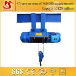 electric crane hoist 220v/230v small hoist