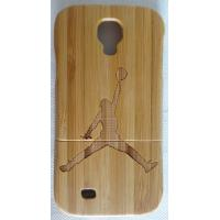 Customized Wooden Phone Cases , Samsung  Phone Case Canadian Maple / Bamboo