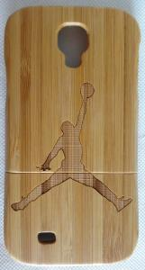 China Customized Wooden Phone Cases , Samsung  Phone Case Canadian Maple / Bamboo on sale