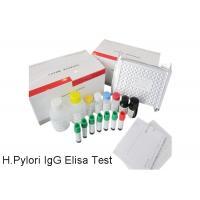 China Microtiter Wells Elisa Test Kit , Reliable H.Pylori Test Kit 60 ML Washing Buffer on sale