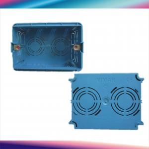 China Industrial Electronic ABS, PS, PE Plastic Fabrications And Components with HASCO Base on sale
