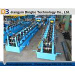 13-15 linhas Purlin C de rolos roll forming machine / achatamento deviceC80