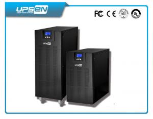 China IGBT High Frequency Online UPS 1K- 20KVA With PFC Function and DSP Tech on sale